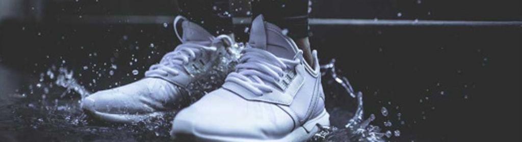 Cómo limpiar zapatillas blancas washrocks