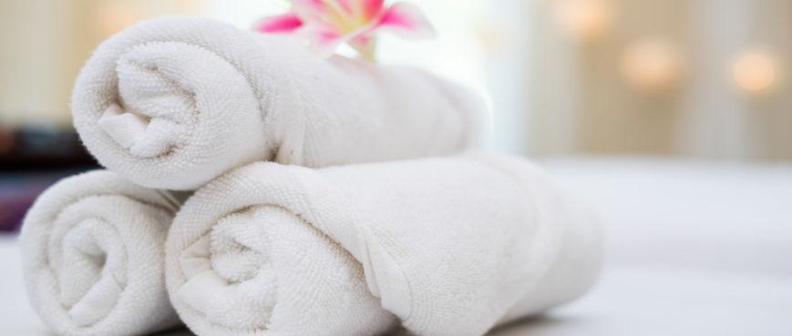 limpiar toallas
