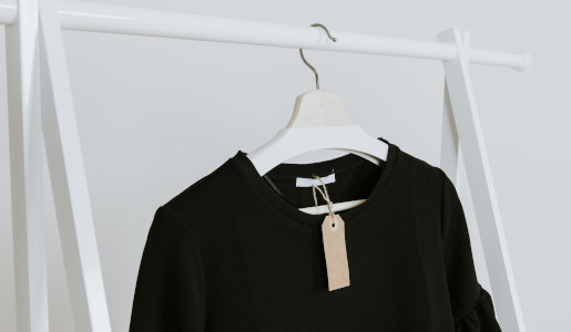Cómo lavar ropa negra