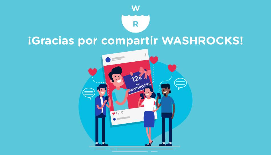 Comparte Washrocks