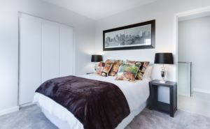 La cama es el principal foco de infección. Mantenla limpia y ordenada.