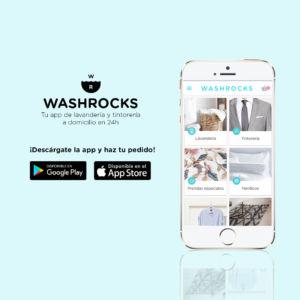app para lavar la ropa a domicilio