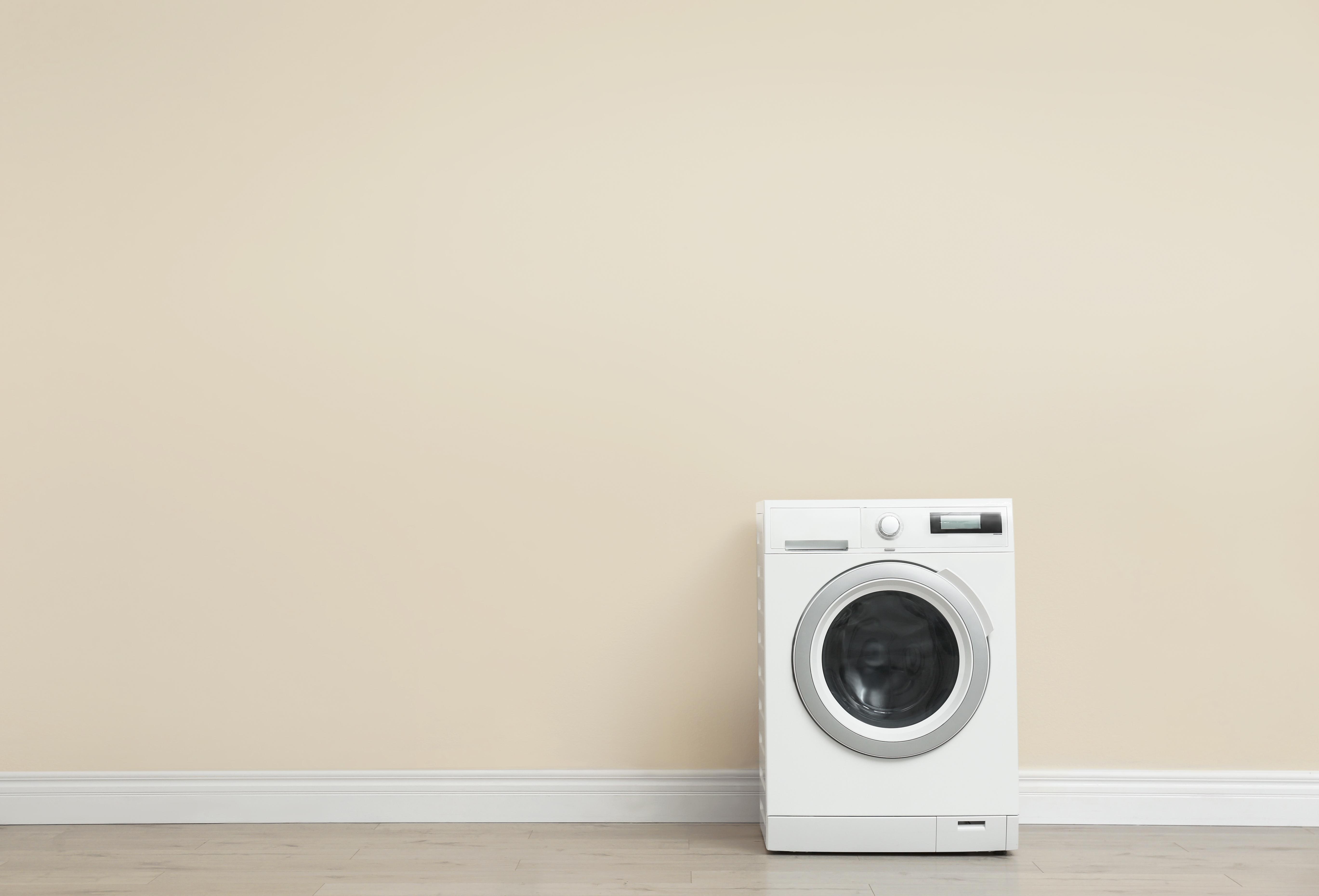 Evita que tu lavadora nueva se mueve mucho al centrifugar