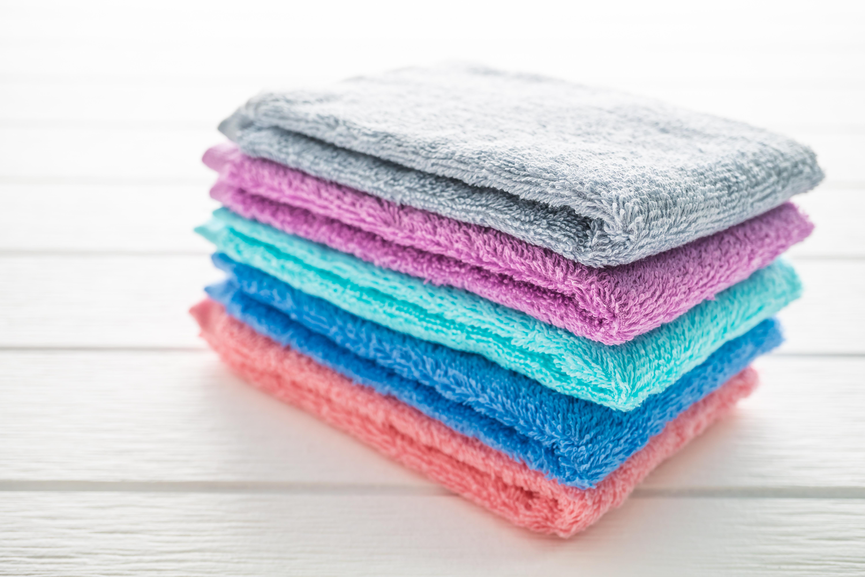 Cómo lavar toallas con vinagre