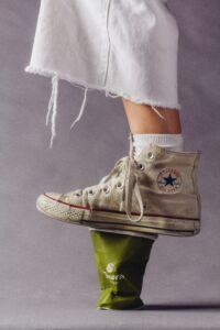 """""""Las Converse mejor sucias"""" es la frase del año"""