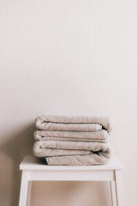 Tus toallas suaves como el primer día con estos consejos